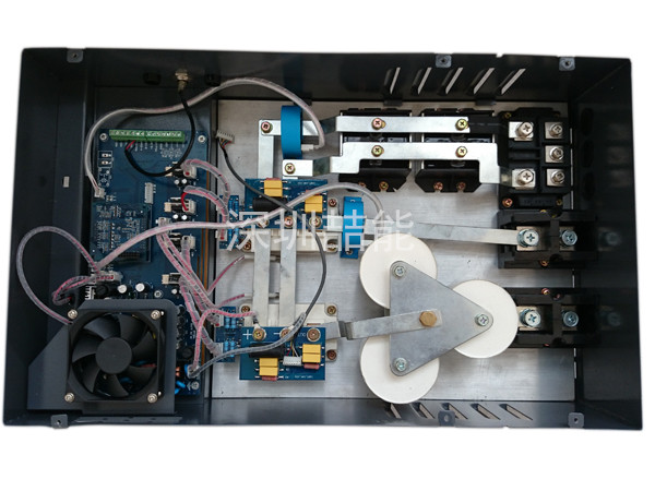 30kw电磁感应加热器节电效果好的工业感应加热电源